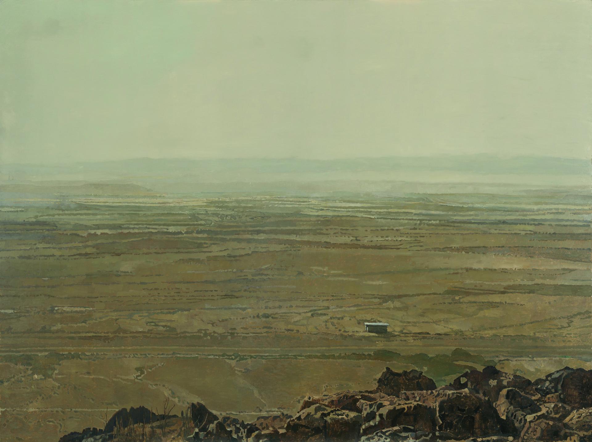Egypt-2014-Oil-on-canvas-150×200-cm-2