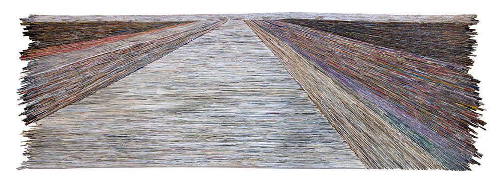 Path-2018-Folded-paper-on-poywood-300×105-cm