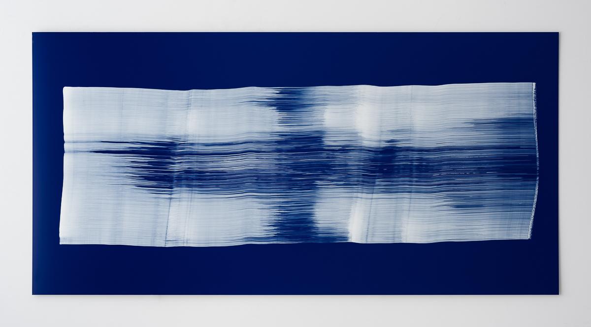 Untitled-2017-oil-on-aluminum-150×75-cm-